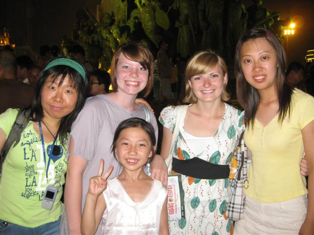 China 2008 - New Friends