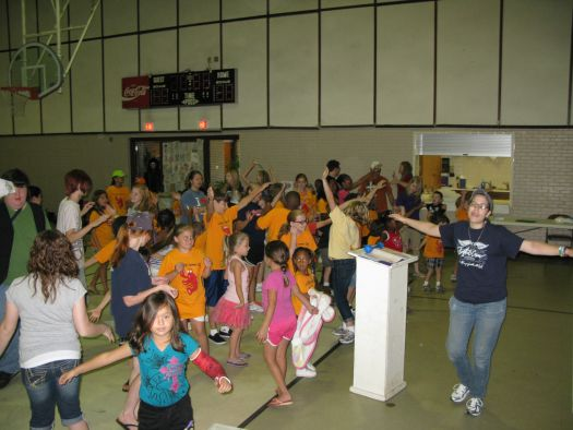 2012 Summer Missions