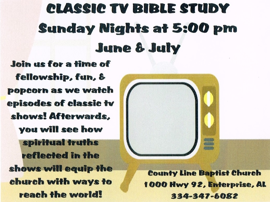 Classic TV Bible Lessons